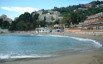 Spiaggia Mazzarrò - Taormina